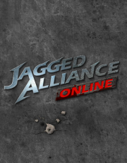 Jagged Alliance Online Cover