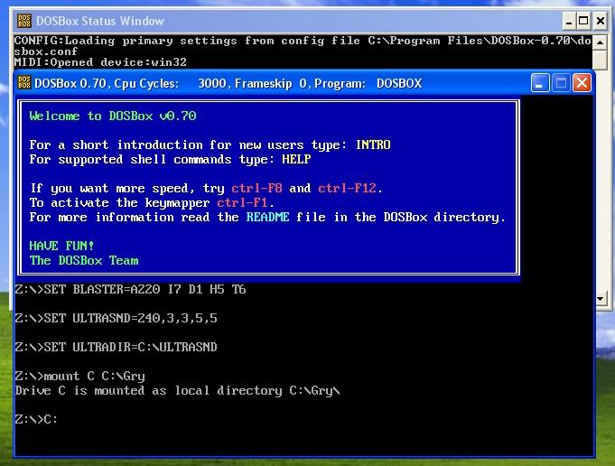 Обновление более менее полноценного MS-DOS. С его помощью можно даже