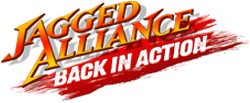 Jagged Alliance Back in Action - Pistolety Maszynowe