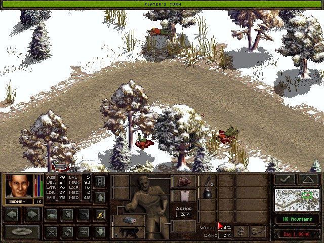 Jagged Alliance 2: Unfinished Business - I znowu las