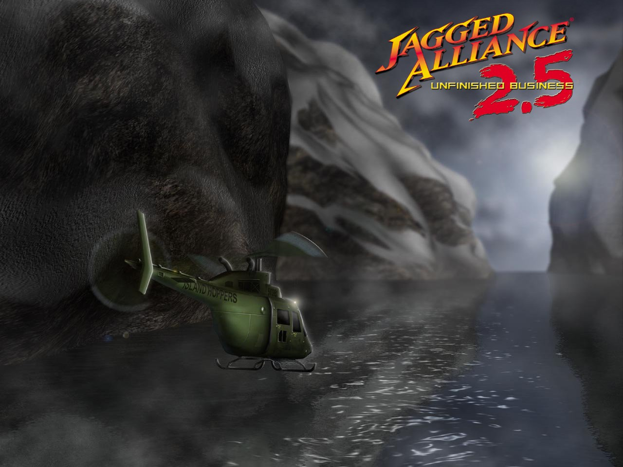 Клуб любителей игры Jagged Alliance 2.